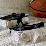 Kacamata Basket Cougar Hitam