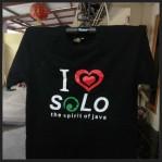 T-SHIRT I Love Solo