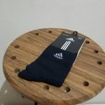 Kaos Kaki Adidas Hitam Medium