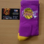 Kaos Kaki NBA Lakers