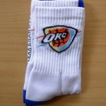 Kaos Kaki NBA OKC Putih