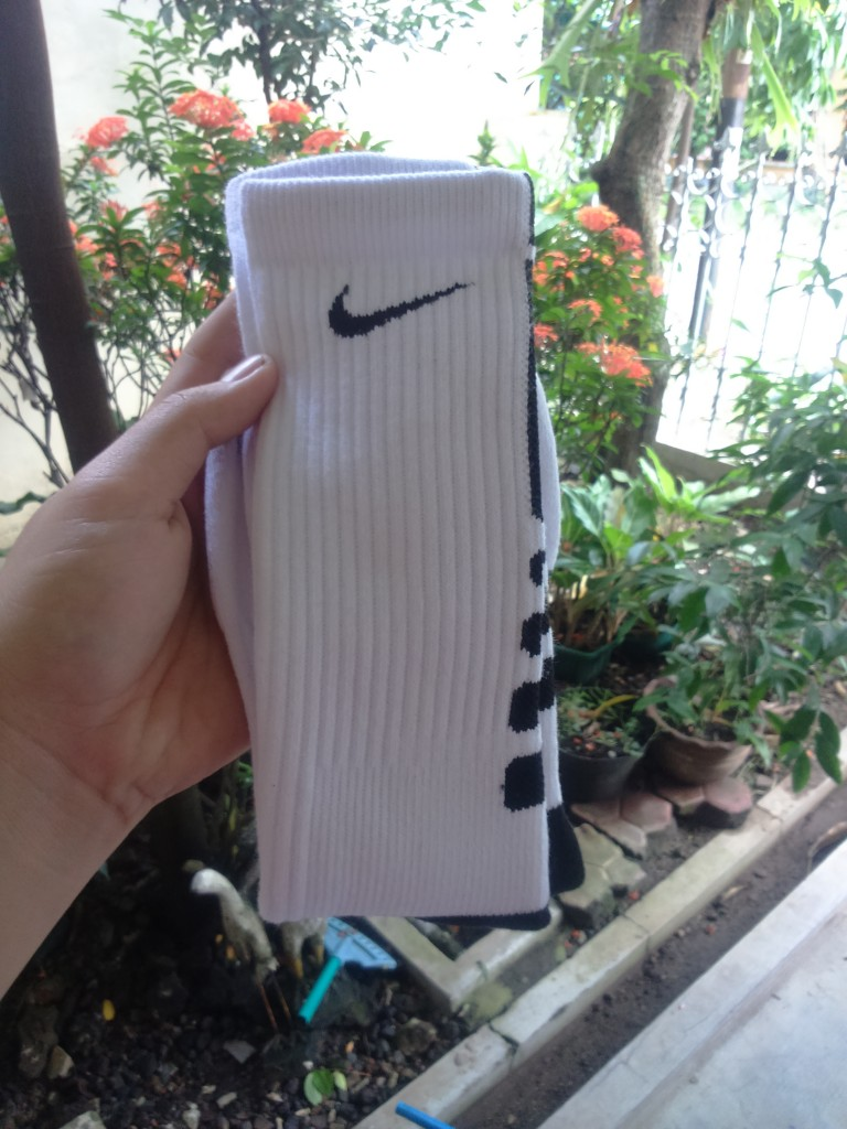 Kaos Kaki Nike Elite Putih Warrior Solo Toko Basket Online  Bagus