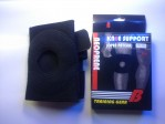 Knee Support Open Patella Hitam