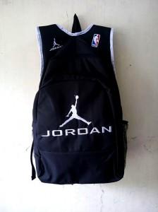 Tas NBA Jordan Hitam