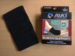 Elbow Support Avo Hitam