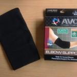 Elbow Support Avo Hitam