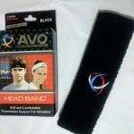 Headband Basket Hitam