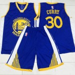 Jersey Golden State Warrior Biru