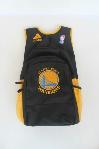 Tas Basket NBA Golden State Warrior Hitam