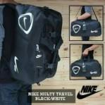 Tas Travel Nike Multifungsi Hitam Putih