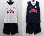 Jersey Basket USA