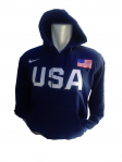 Switer Basket USA Biru Dongker