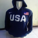 Switer Basket USA Biru Dongker