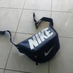 Tas Waistbag Nike Biru Dongker