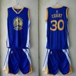 Jersey Golden State Warrior Biru