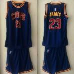 Jersey Basket Cavaliers James Dongker