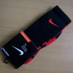 Kaos Kaki Nike Elite Hitam Merah
