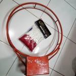 Ring Basket Besi