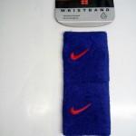Wristband Nike Biru Merah
