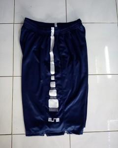 Celana Basket Nike Elite Biru Donker