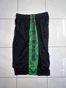 Celana Basket Nike Hitam Hijau XXL