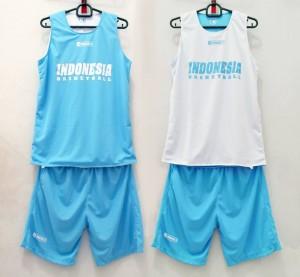 Jersey Indonesia Biru Putih