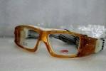 Kacamata Basket Cougar Cokelat Muda