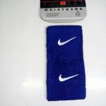 Wristband Nike Biru-Putih