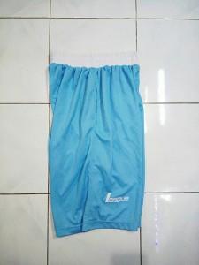 Celana Basket League Biru Aqua