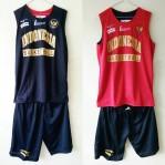 Jersey Basket Indonesia Garuda