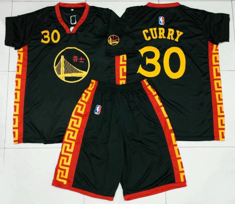 6a4292f8de6 Jersey Golden State Warrior Chinese New Year - Warrior Solo Toko