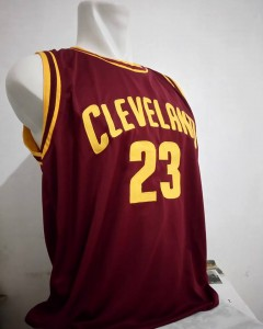 Jersey Basket Cavaliers James Merah