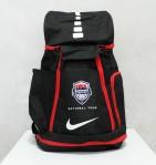 Tas Basket Nike Elite Usa Hitam Merah