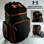 Tas Under Armour Hitam Orange