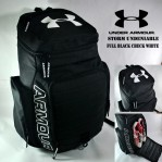 Tas Under Armour Hitam Putih