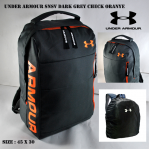 Tas Under Armour SNSV Abu Orange