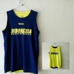 Jersey Basket Indonesia Donker Kuning Atasan