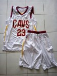 Jersey Basket Lebron James Putih