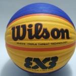 Bola Basket 3×3 Wilson Replika