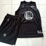 Jersey Basket Allstar Curry Hitam