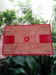 Coach Board Small Jordan Merah