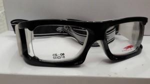 Kacamata Basket Cougar Hitam CG 08