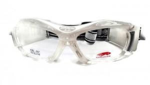 Kacamata Basket Cougar Putih CG 07
