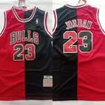 Jersey Basket Atasan NBA Bulls Jordan