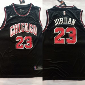 Jersey Basket Atasan NBA Chicago Jordan