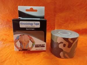 Kinesiology Tape Motif