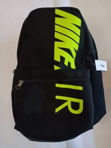 Tas Ransel Nike Hitam Hijau