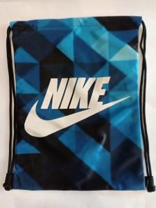 Tas Serut Nike Printing Biru
