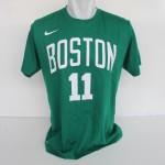 Kaos Basket Boston Irving Hijau