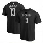 Kaos Basket Rockets Harden Hitam Abu